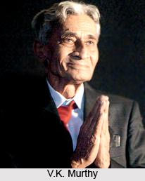 V.K. Murthy, Indian Film Personality