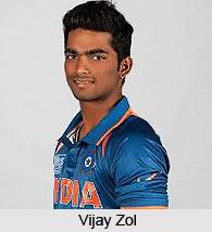 Vijay Zol, Indian Cricket Player