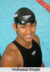 Virdhawal Khade, Indian Swimmer