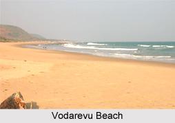Vodarevu Beach, Prakasam, Andhra Pradesh