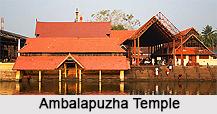 Ambalapuzha Krishna Temple, Kerala
