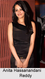 Anita Hassanandani Reddy, Indian Film Personality
