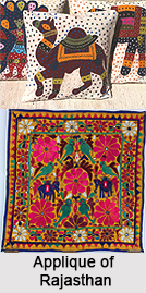 Applique of Rajasthan