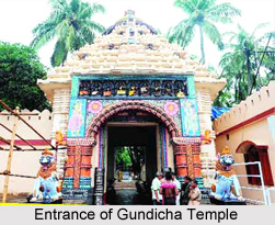 History of Gundicha Temple