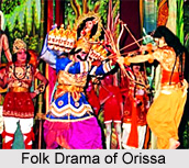 Folk Drama of Orissa