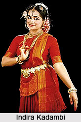 Indira Kadambi,  Indian Dancer