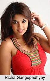Richa Gangopadhyay, Indian Actress