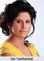 Sai Tamhankar, Indian Actress