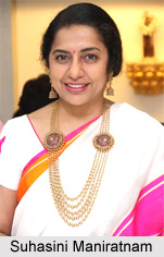 Suhasini Maniratnam, Indian Actress