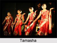 Tamasha ,Indian Folk Theatre