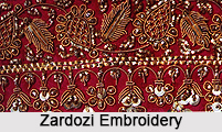 Metal Embroidery, Embroidery of Rajasthan