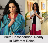 Anita Hassanandani Reddy, Indian Film Personality