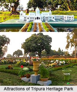 Tripura Heritage Park, Agartala