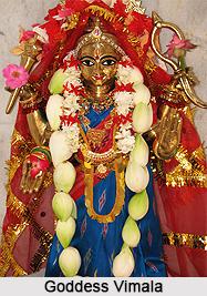 Vimala Temple, Puri
