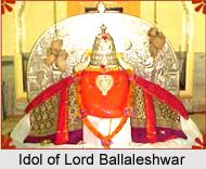 Ballaleshwar Temple, Pali, Maharashtra