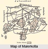 Princely State of Malerkotla