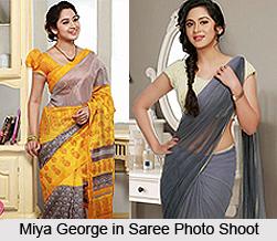 Miya George, Indian Actress