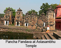 Astasambhu Temple, Dhenkanal, Odisha