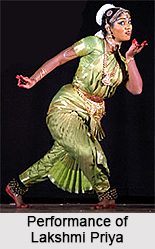 Lakshmi Priya,  Indian Dancer