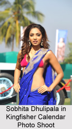 Sobhita Dhulipala, Indian Model