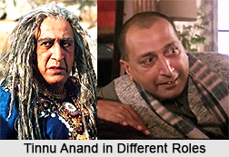 Tinnu Anand, Indian Actor