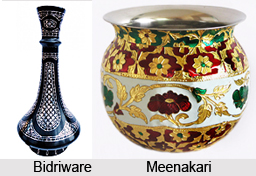 Medieval Indian Crafts