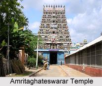 Amritaghateswarar Temple, Kodikkarai