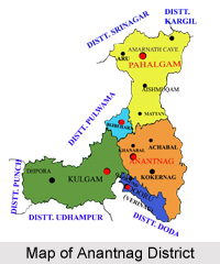 Anantnag District, Jammu and Kashmir