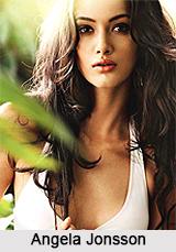 Angela Jonsson, Indian Model