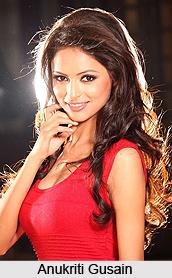 Anukriti Gusain, Indian Model