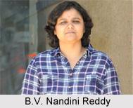 B.V. Nandini Reddy, Indian Film Director