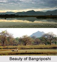 Bangriposhi, Odisha