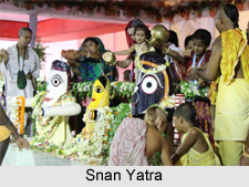 Bathing Festival, Ratha Yatra, Odisha