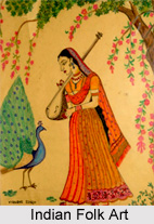 Bhana, Indian Folk Art Form