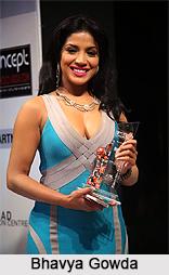 Bhavya Gowda, Indian Model