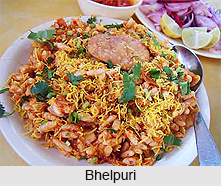 Bhelpuri, Indian Snacks