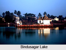 Bindusagar Lake, Odisha