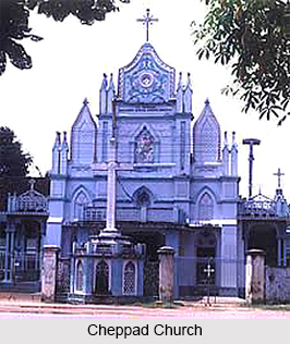 Cheppad Village, Kerala