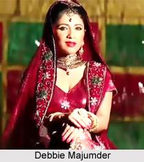 Debbie Majumder, Indian Actress