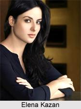 Elena Kazan, Indian Film Actress