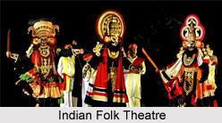 Folk Theatre In India
