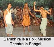 Gambhira, Indian Folk Musical Theatre