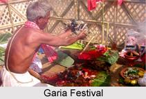 Garia Festival, Indian Tribal Festival