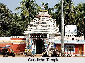 Gundicha Temple, Puri, Odisha