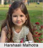 Harshaali Malhotra, Bollywood Actress
