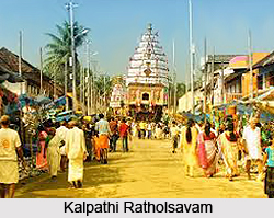 Kalpathi Ratholsavam, Palakkad district, Kerala