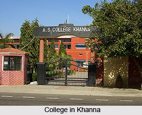 Khanna, Ludiana District, Punjab