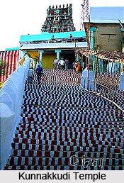 Kunnakkudi Temple