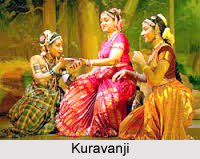 Kuravanji Natakam, Indian Folk Dance-Drama