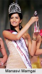 Manasvi Mamgai, Indian Model